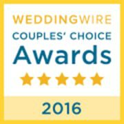 WeddingWire Couple's Choice Awards