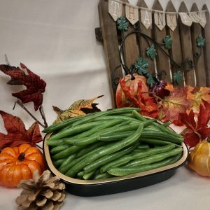 Green Beans for Thanksgiving takeout