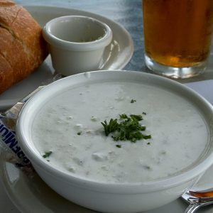 Clam Chowder example photo