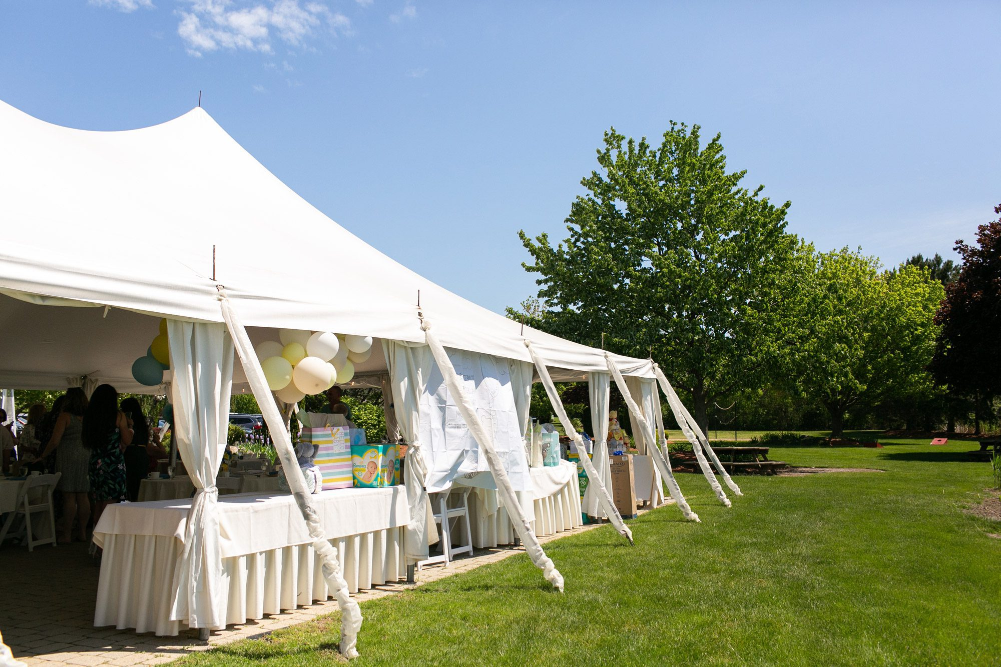 The Tent Pavilion at Danversport