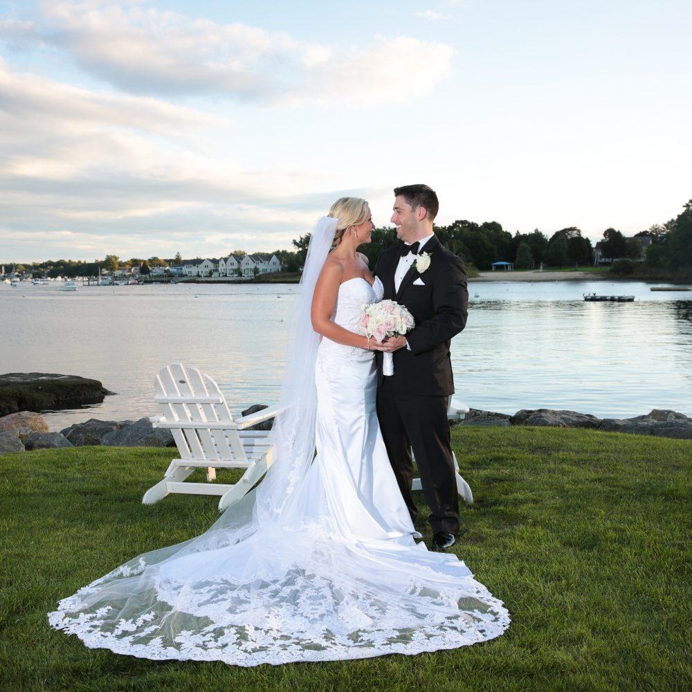 Exclusive Waterfront Wedding: Danversport Weddings