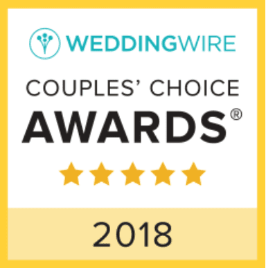 WeddingWire Couple's Choice Awards