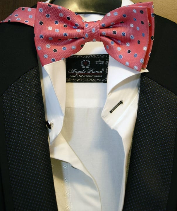 Bow Tie Men's Suit