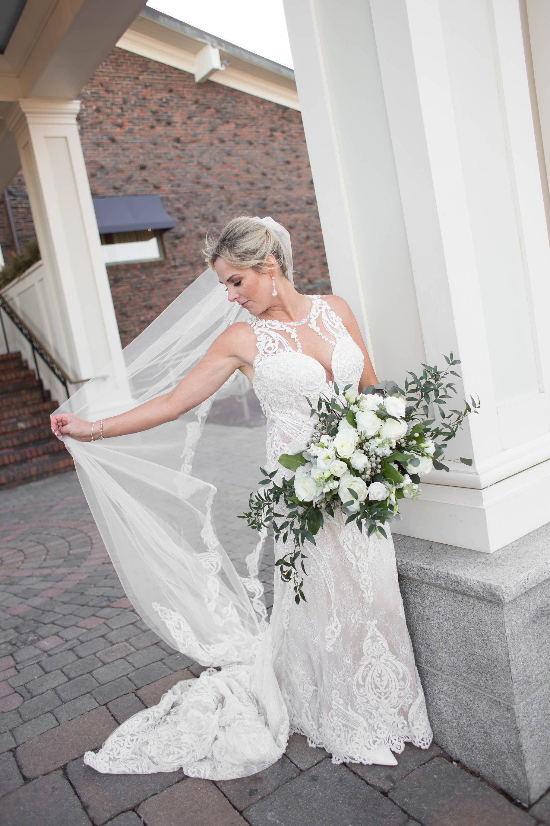 Bride Emily Maki