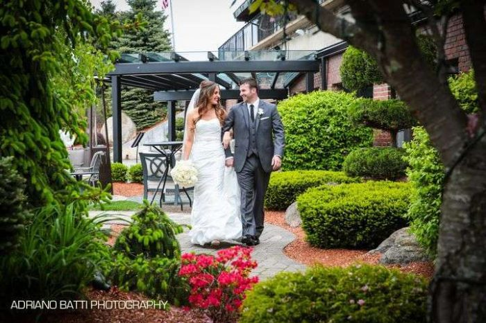 Summer Weddings at Danversport on the North Shore of Boston, MA