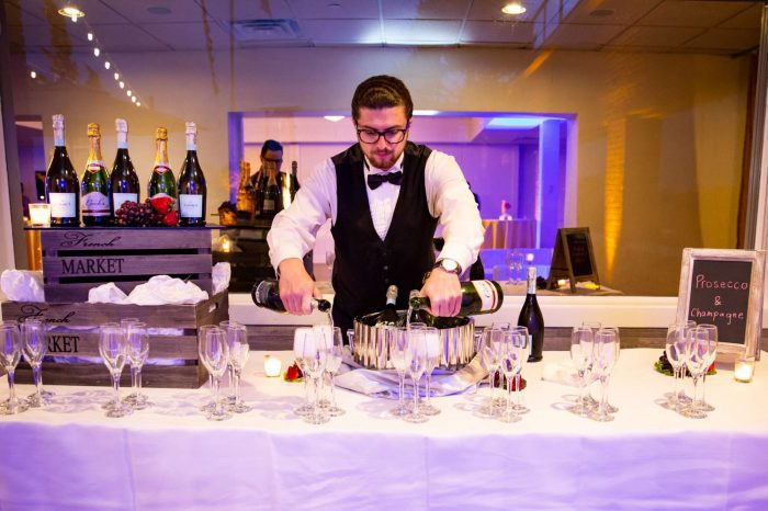 Hand-crafted Cocktails at Danversport Weddings