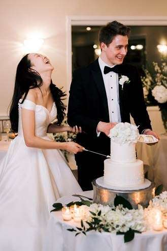 Adeline and Myles Wedding
