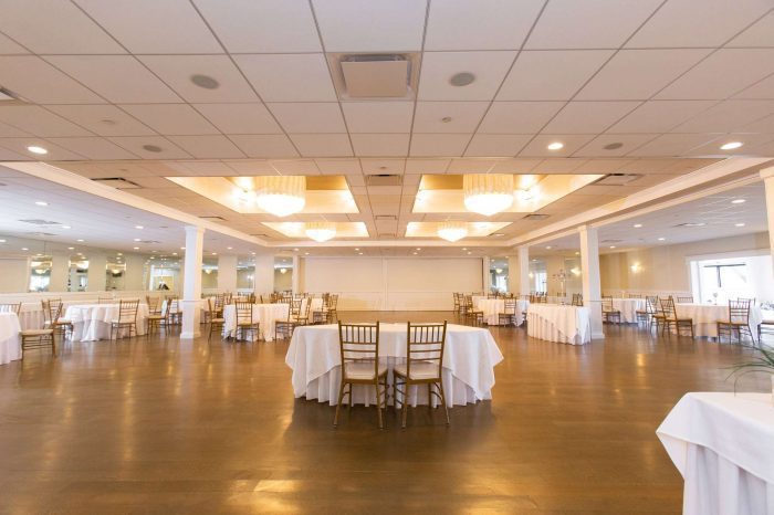 Terrace Ballroom and Waterfront Room