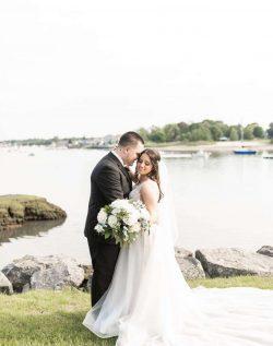 Amanda and Curtis wedding