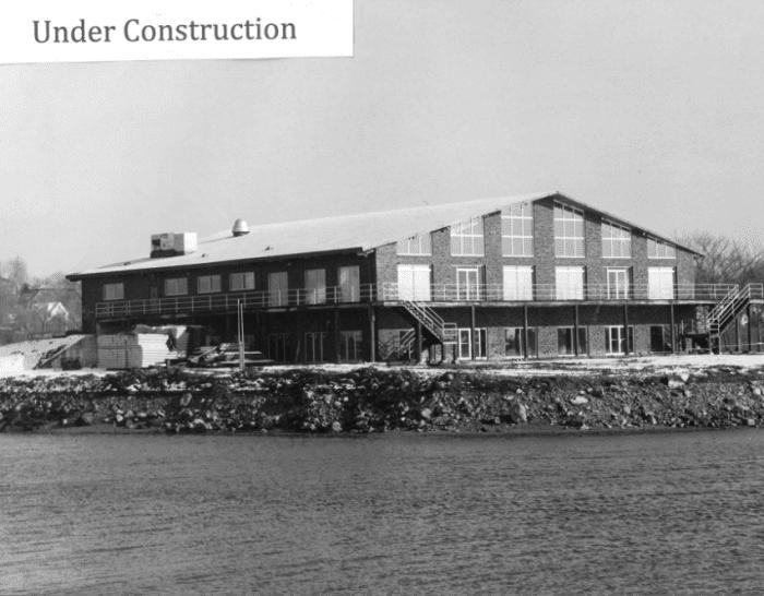 danversport under construction